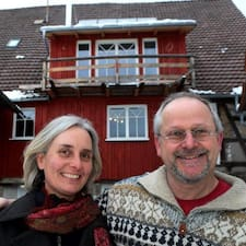 Claudia Und Hans-Peter to Superhost.