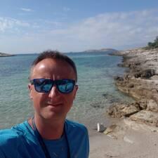 Jacek felhasználói profilja