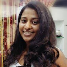 Shivaranjini的用戶個人資料