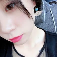 Perfil do usuário de 莹莹