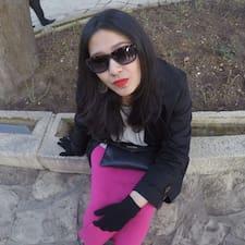 Farisya felhasználói profilja