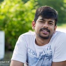 Prasenna Venkat User Profile