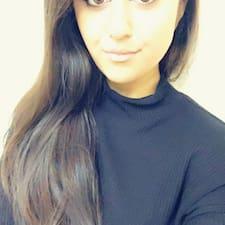 Profil utilisateur de Yamna