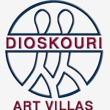 Dioskouri Art Villas felhasználói profilja