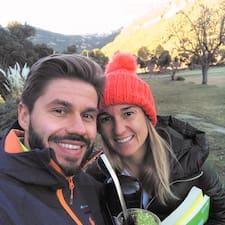 Priscila & Juliano User Profile
