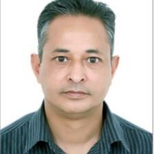 Profil Pengguna Sudeep