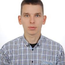 Gebruikersprofiel Maciej