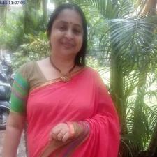 Vijaya felhasználói profilja