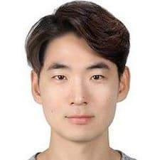 Henkilön Hyung Jin käyttäjäprofiili