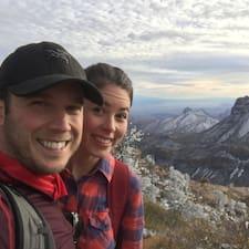 Profil korisnika Garrett & Sarah