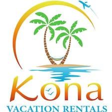 Kona Vacation Brugerprofil