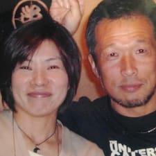 Chieko&Shuta User Profile