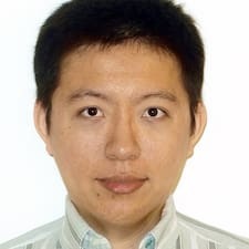 Wenhao felhasználói profilja