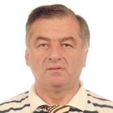 Revaz Bolkvadze - Uživatelský profil