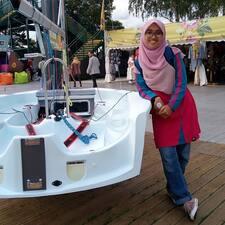 Nurul Ain Safwah Binti Kullanıcı Profili