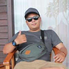 Profil korisnika I Gede Surya