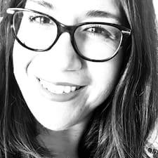 Karin felhasználói profilja