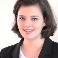 Profil utilisateur de Louise-Marie