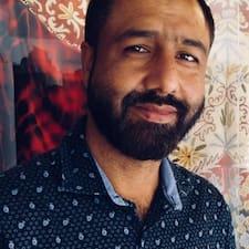 Notandalýsing Sandeep