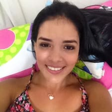 Profil utilisateur de Ingrid Paola