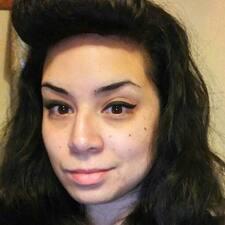 Bridgette felhasználói profilja