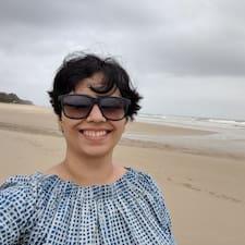 Henkilön Gauri käyttäjäprofiili