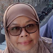 Aishah Binte User Profile