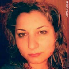 Dafni - Uživatelský profil