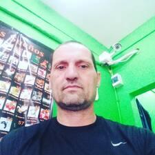 Silvio Lucio felhasználói profilja