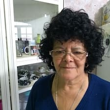Maria Aparecida ist ein Superhost.