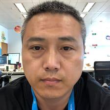 Profil utilisateur de Xingjiang