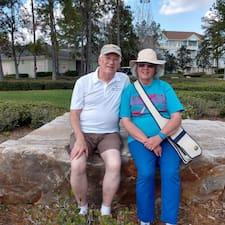 Profil korisnika Chuck & Bethany