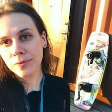 Антонина Brukerprofil