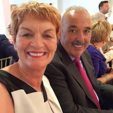 Gareth & Patricia - Uživatelský profil