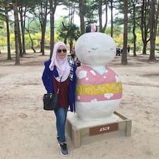 Profil Pengguna Nur Amirah