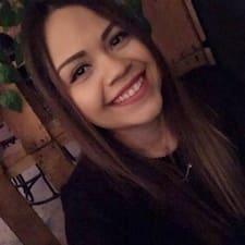 Perfil do utilizador de Alejandra