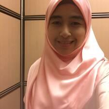 Nurul Balqis - Uživatelský profil