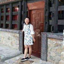 Användarprofil för Qing Qing