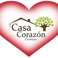 Casa Corazón Chantepec的用戶個人資料