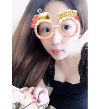 Perfil do usuário de 莉红