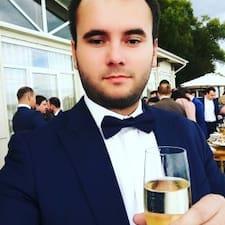 Profil Pengguna Vadim