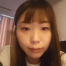 Användarprofil för Jihyo