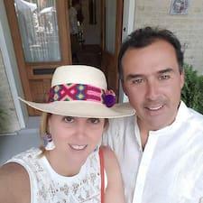 Gerardo & Paulina Brugerprofil