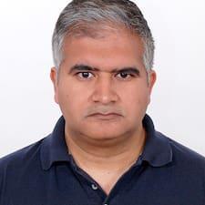Naresh felhasználói profilja