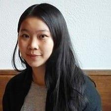 Yueming felhasználói profilja