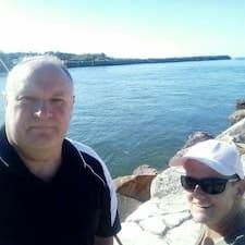 Chezz & Brett Brukerprofil