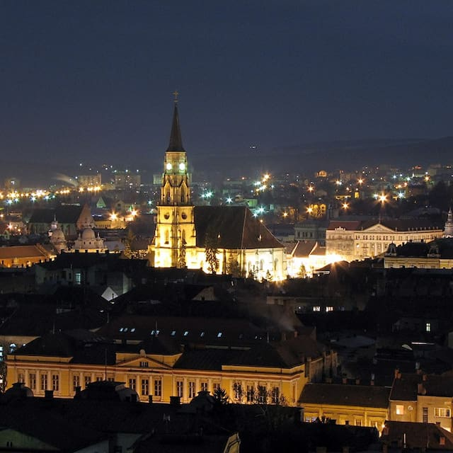 Guidebook for Cluj-Napoca