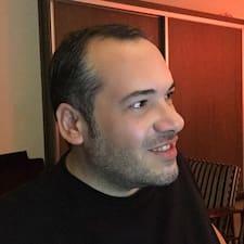 Domingo Manuel felhasználói profilja
