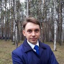 Daniil Brugerprofil