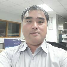 Wen-Hao felhasználói profilja